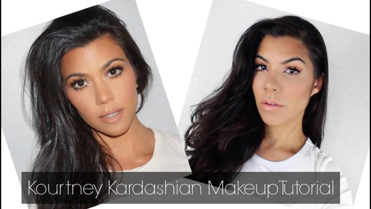 Kourtney Kardashian And Making Cosmetics Safe