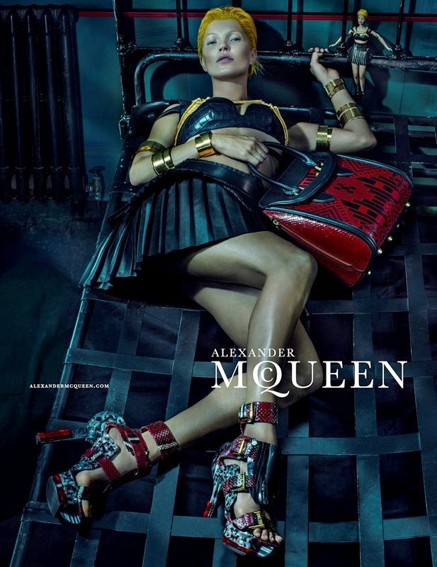 Alexander McQueen Summer 2019