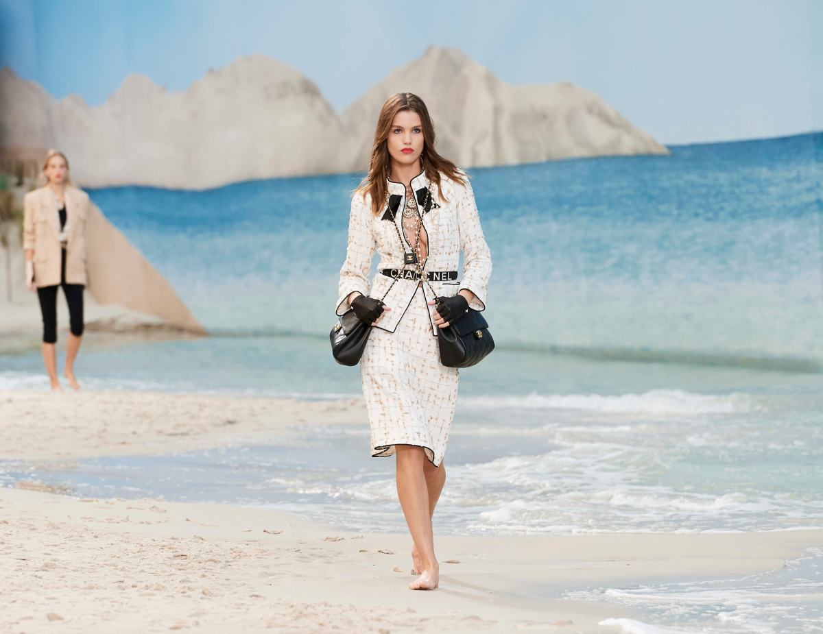 Spring-Summer Chanel Ready To Wear 2019
