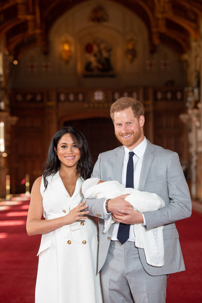 Congratulations Prince Harry & Meghan Markle