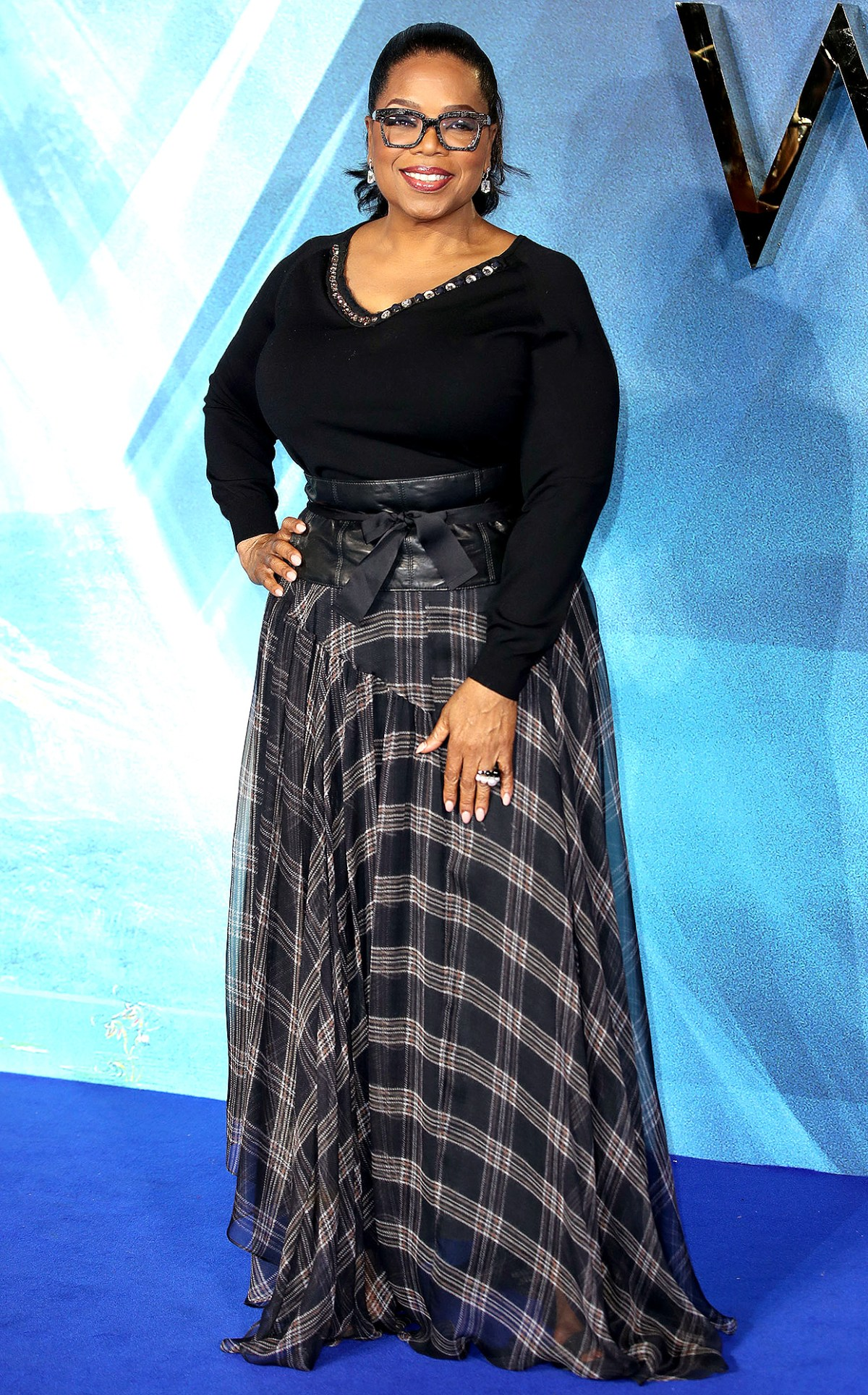 Congratulations Oprah For Losing 42  lbs  2019!