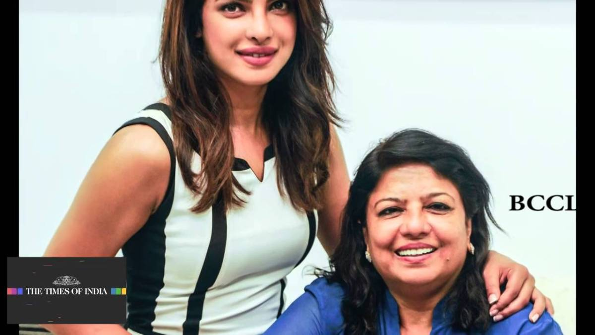 Priyanka's Mom Shares Her Favorite Food