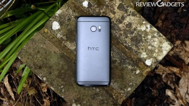HTC 10 Back View