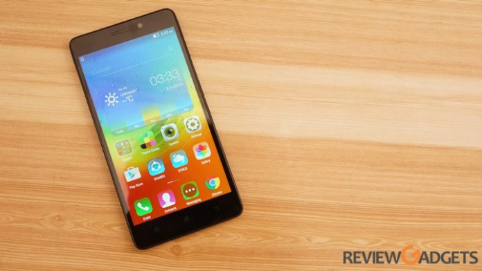 Lenovo A7000 specifications, review