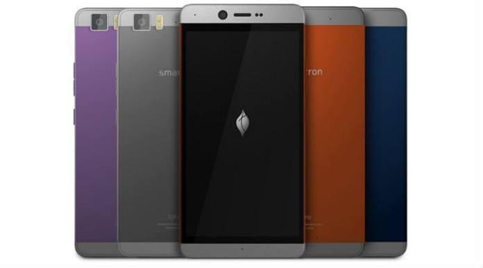 Smartron launched its first phone at Rs. 22,999