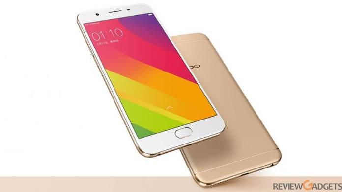 Oppo A59 launched