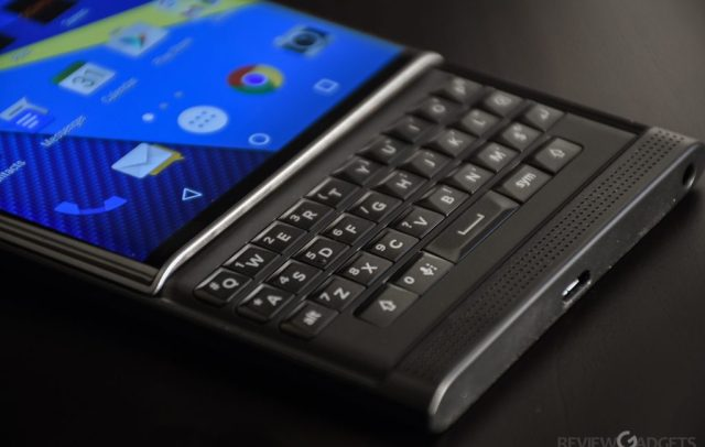 Blackberry android handset codenamed as Rome & Hamburg Specifications