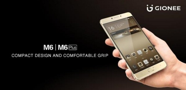 Gionee M6, M6 Plus with Massive Batteries Launched