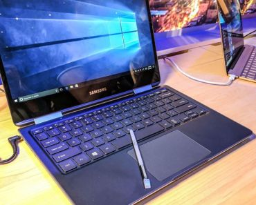 New S Pen Technology in Samsung Notebook 9 Pro