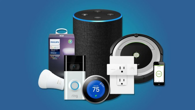 Image result for smart home gadgets