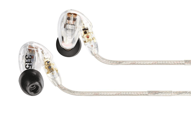 shure, headphones, audiophile, mobile, se315,