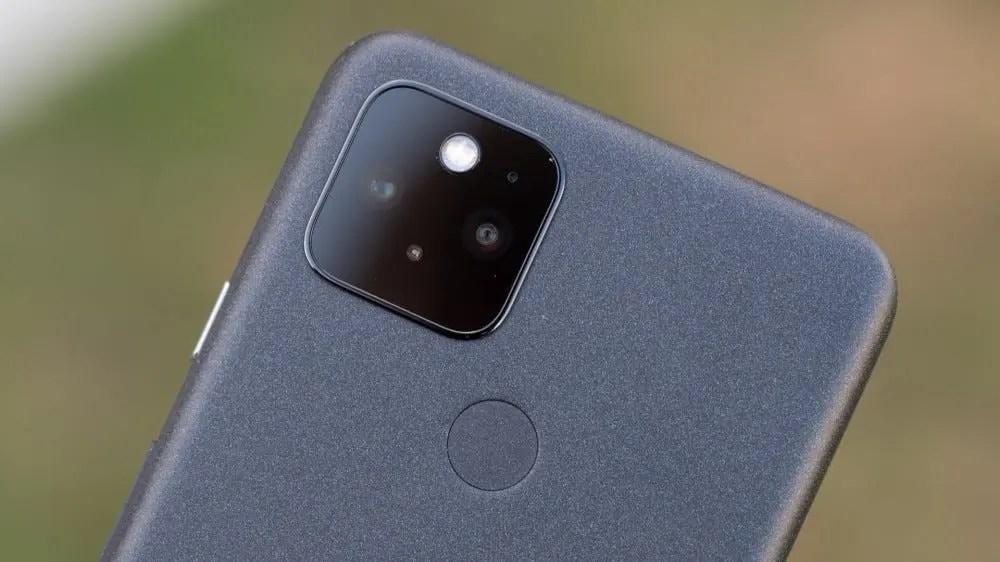 Google Pixel 5, одно из лучших устройств Android, ориентированных на безопасность.