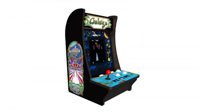 Arcade1Up Galaga Counter-Cade