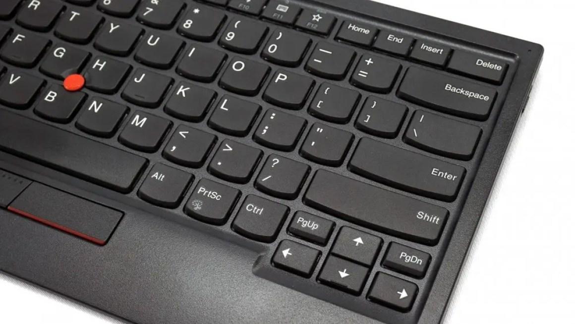 Клавиатура ThinkPad правой боковой панели