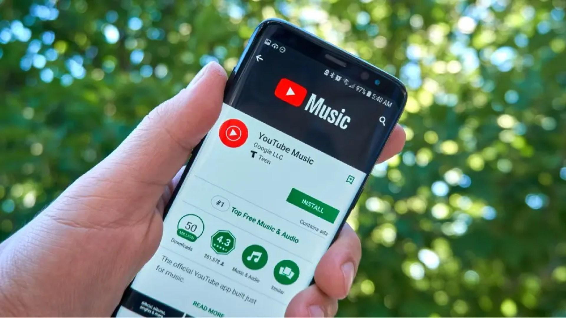 YouTube Music new Artist-Picked Playlists