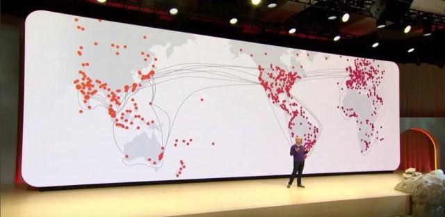 Google's Stadia GDC presentation.