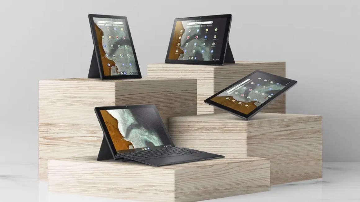 Every Asus CM3 Tablet form factor