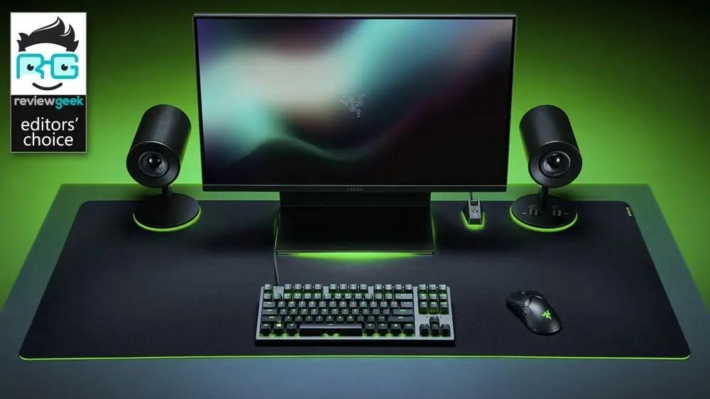 Razer Gigantus Keyboard