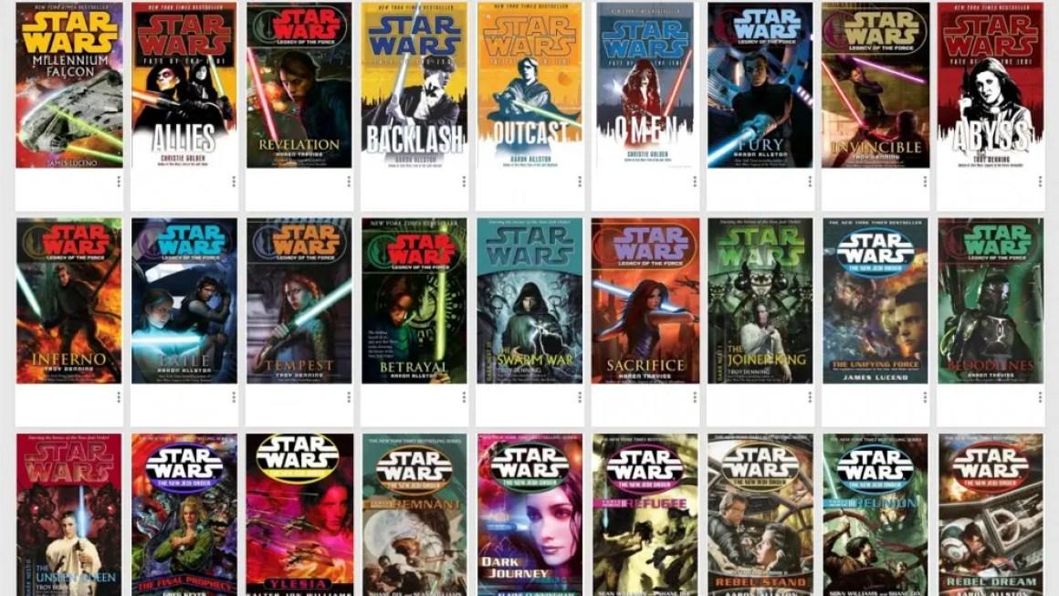"""Коллекция """"Звездные войны"""" книги в Google Книгах"""