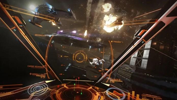 elite dangerous screenshot