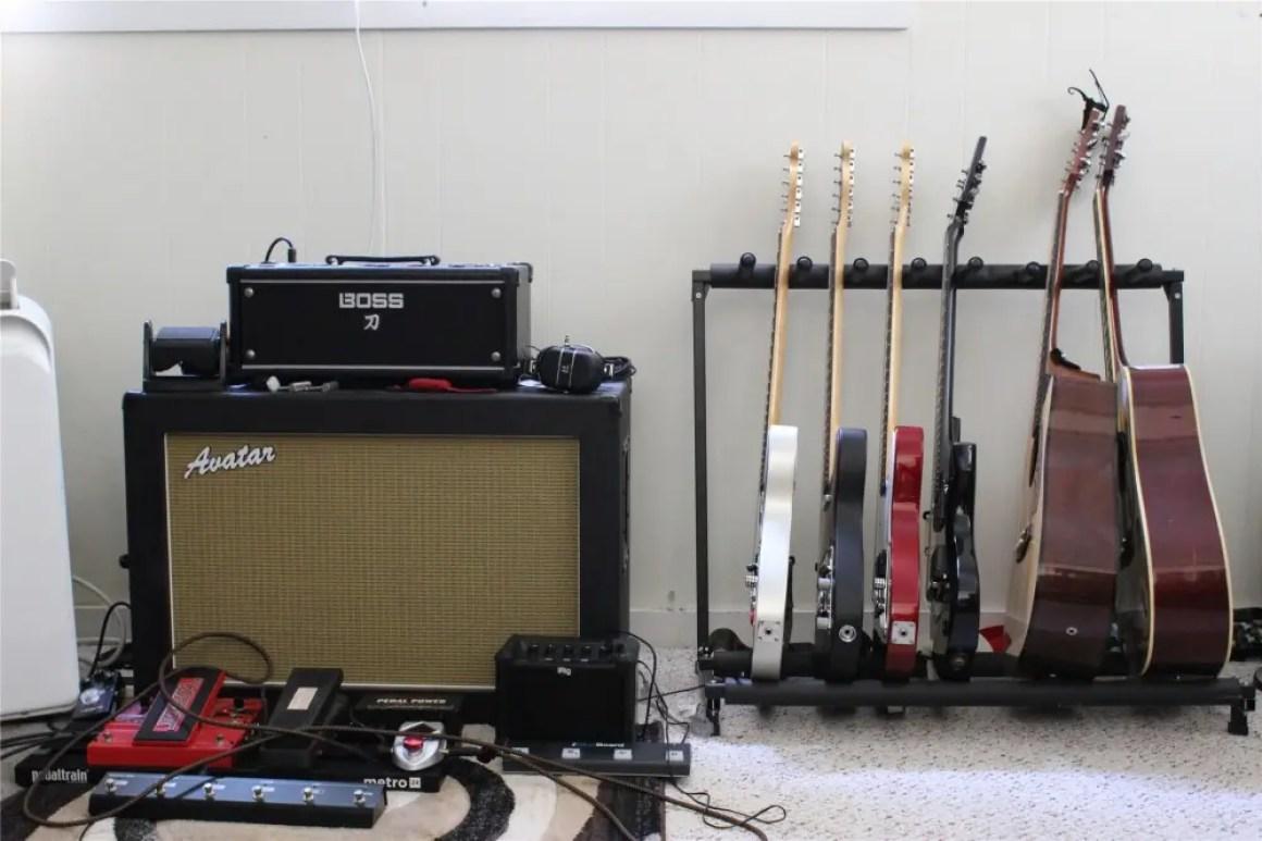 Босс Катана Хэд, Аватара и 6 гитар