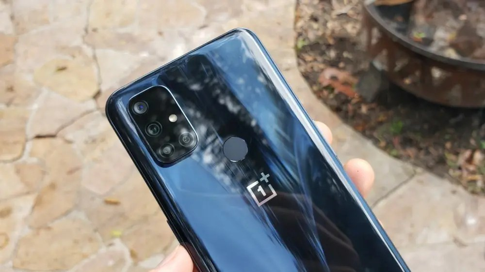 The OnePlus Nord N10 5G, a $300 phone that punches far above its weight.
