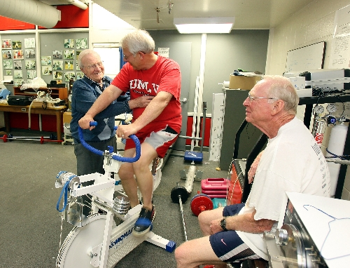 Exercise never gets old for UNLV professor – Las Vegas ...