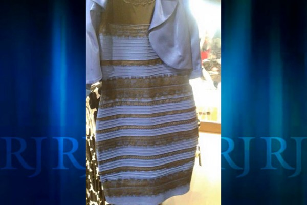 Here's what color 'The Dress' really is, manufacturer says ...