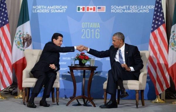 US, Canada, Mexico promise to strengthen economic ties ...