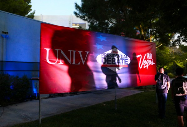 Free speech zone at debate OK as safety measure, officials ...