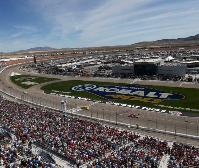 Las Vegas Motor Speedway Considers Eliminating Seats For Nascar
