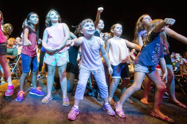 Kidz Bop brings kid-friendly pop tunes to life in Las ...