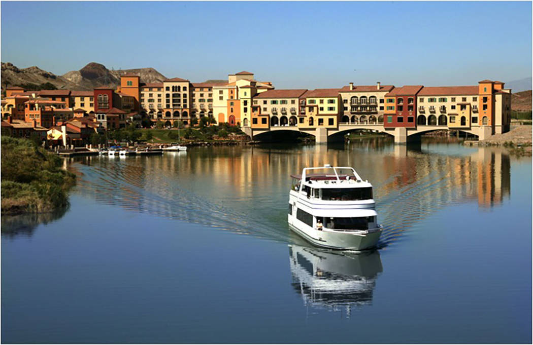 Lake Las Vegas Real Estate Snaps Back Las Vegas Review