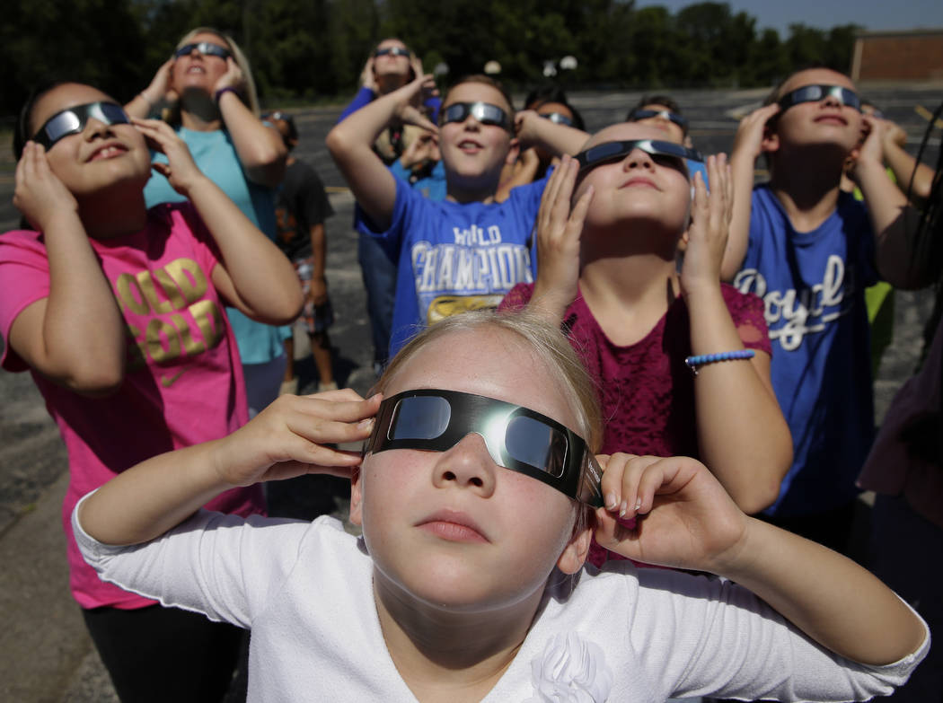 Eclipse Will Be Teaching Moment For Clark County Teachers