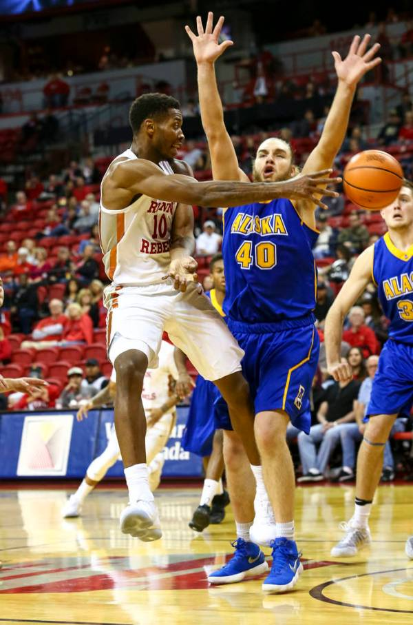 UNLV men's basketball 2017-18 schedule and roster – Las ...