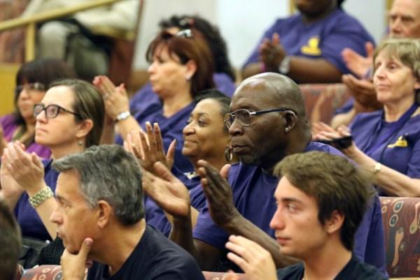 Clark County, service union fighting over pay raises | Las ...