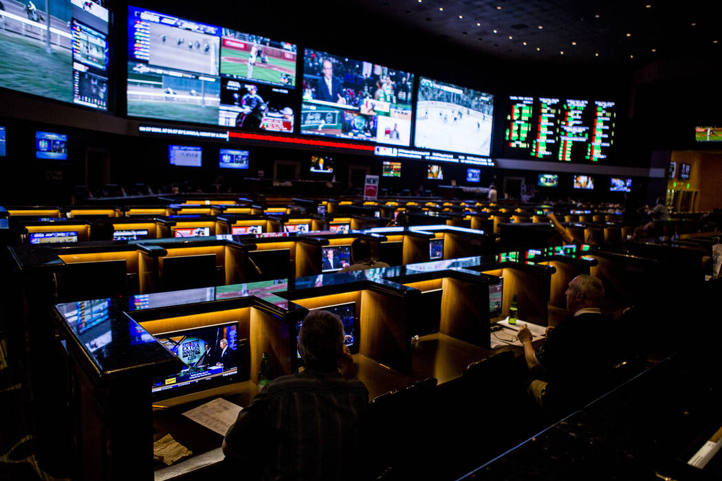 Supreme Court sports betting ruling to have limited Nevada
