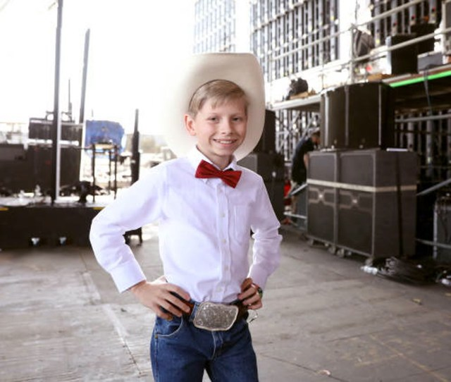 11 Year Old Yodeling Boy Gets Record Deal Releases Single Las Vegas Review Journal