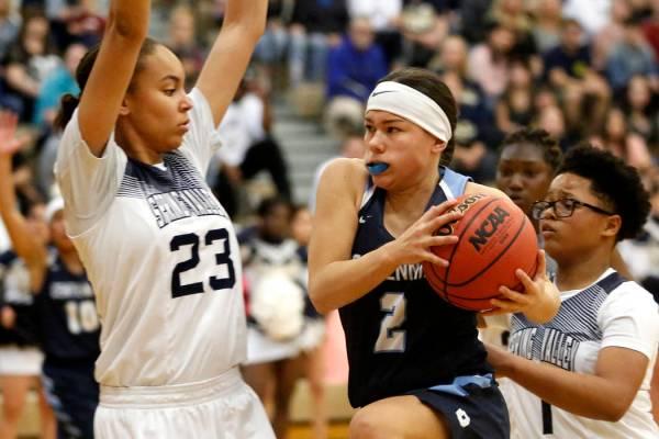 Centennial standout among UNLV women's basketball signing ...