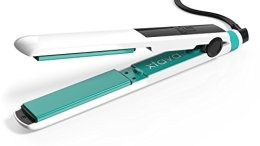 Xtava Goddess Flat Iron with LCD Display and Ceramic Tourmaline Plates