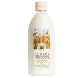 Yves Rocher Organic Oats Shower Gel