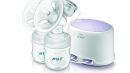 Philips Avent Manual Comfort Breast Pump...