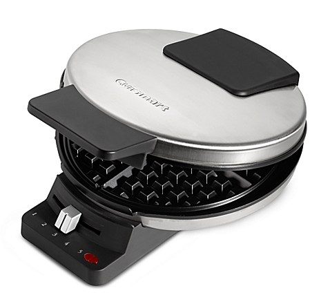 cuisinart-round-classic-waffle-maker-wmr-c-review