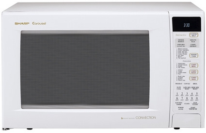 how to break in new microwave