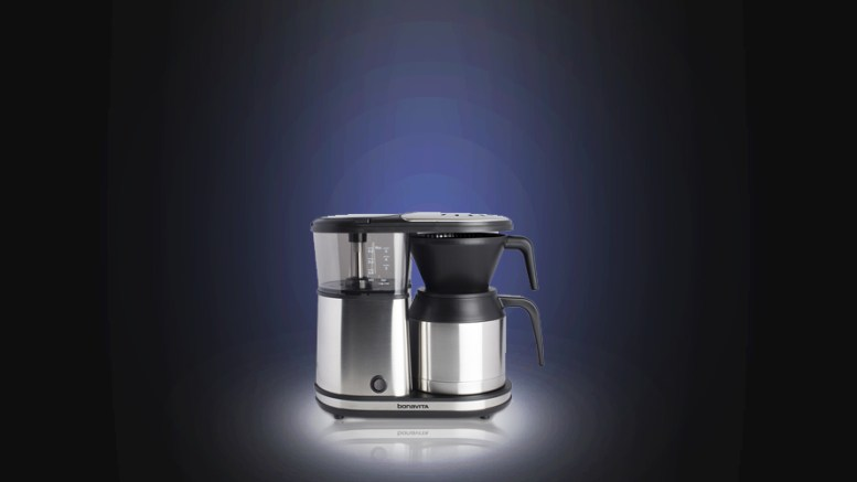 Bonavita BV1500TS Coffee Maker Review