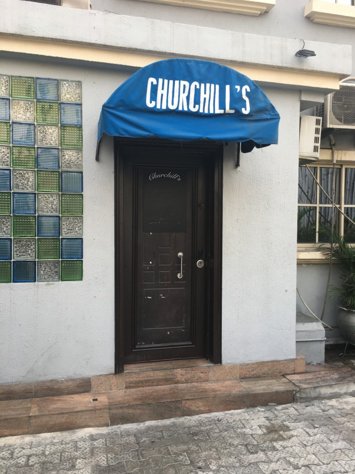 Churchill Bar Lekki Phase 1