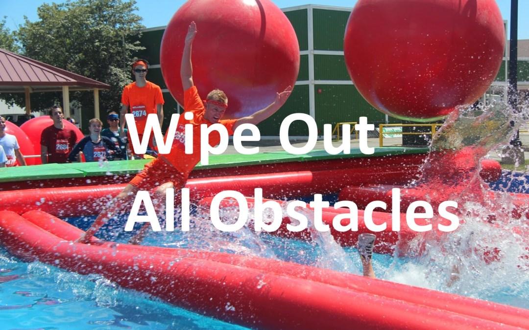 Wipeout 5K Obstacle Run Boston