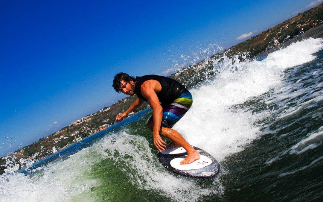 Wakesurfing Summer 2015 – Compilation video