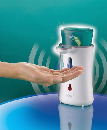 Hack – Lysol Hands Free Soap Dispenser – Cheap soap Refill