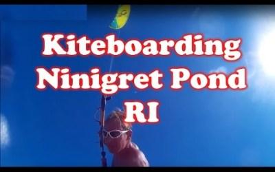 Kiteboarding Spot – Ninigret Pond, RI